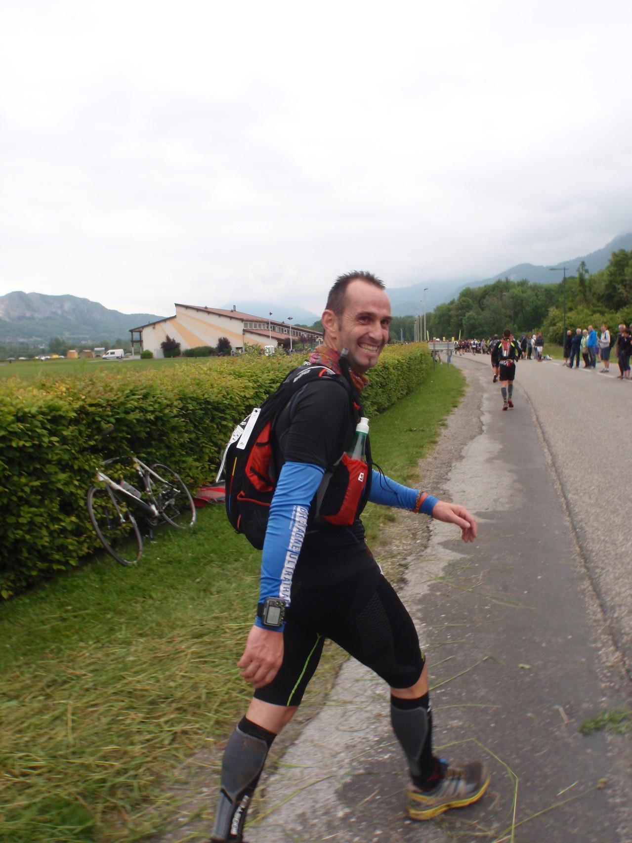 Maxi race: Doussard km 44