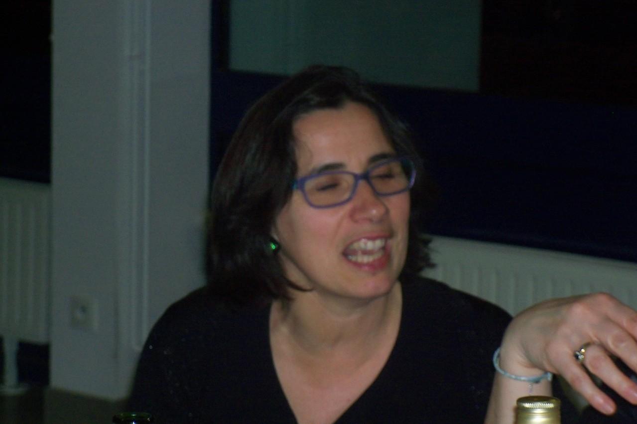 Corinne notre secrétaire