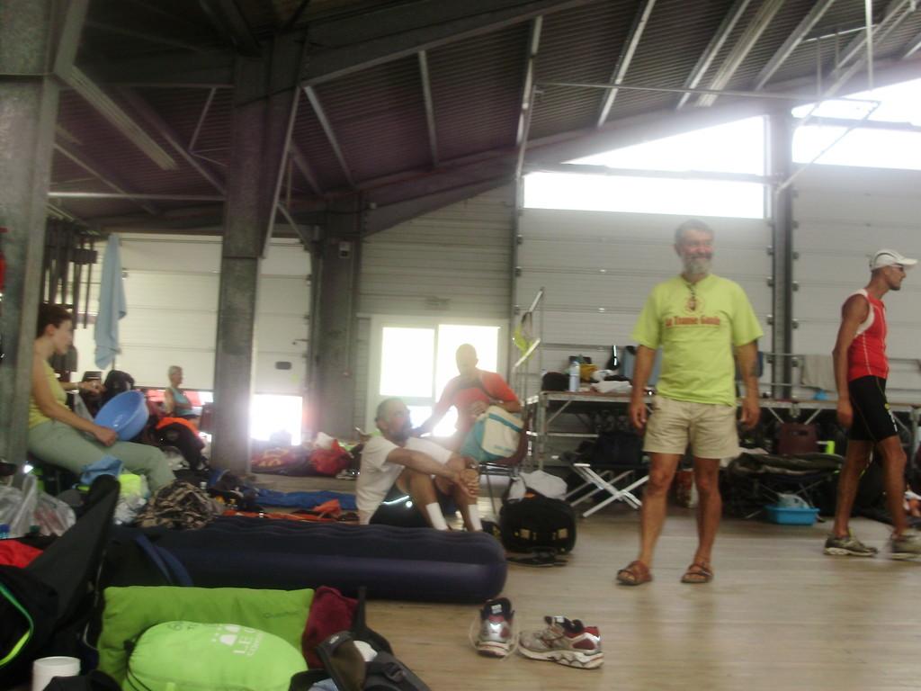 Hangar à Bestiaux Gaulois !