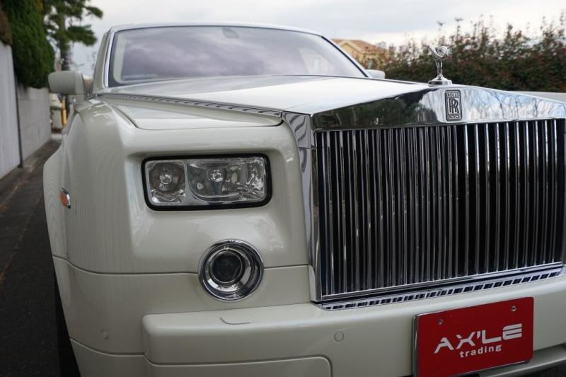 New in stock !  Rolls-Royce Phantom EWB