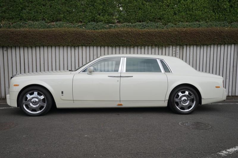 New in stock !  Rolls-Royce Phantom EWB, 2007y   JPY17,800,000