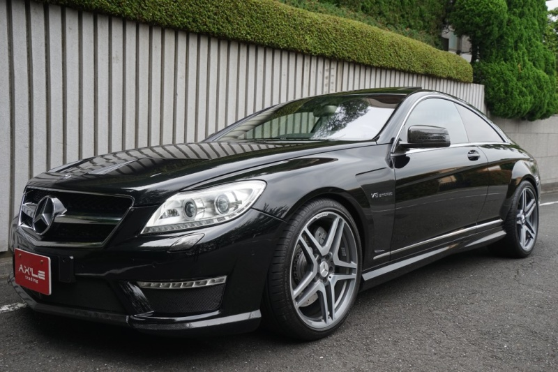 Mercedes Benz CL63 AMG Later Model D2 Type