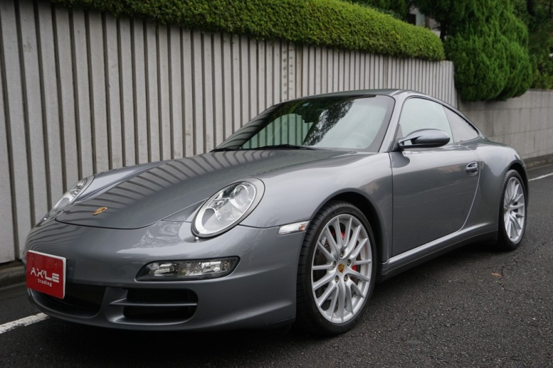 Porsche Carrera 4S   ASK