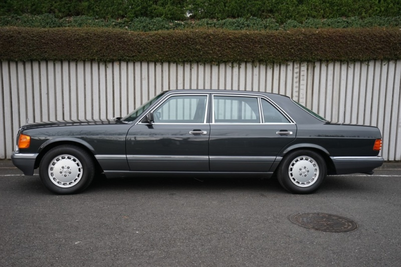 Mercedes Benz 560SEL Latest Model  JPY1,980,000