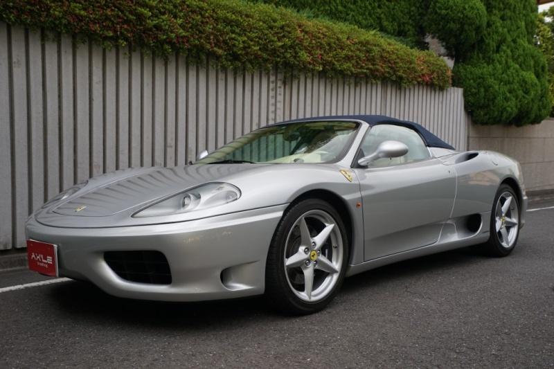 Frrari 360 Modena 6 Speed MT ASK