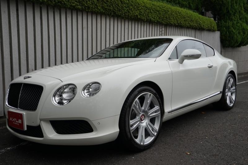 Bentley Continental GT V8  JPY13,000,000