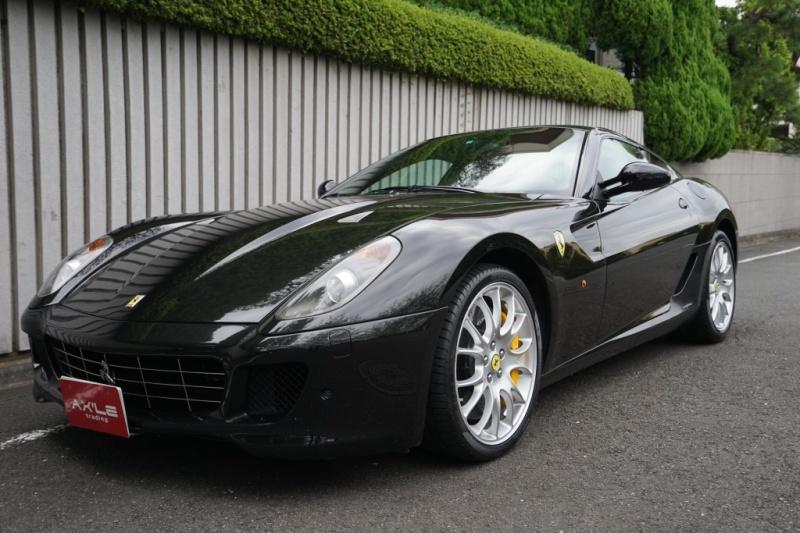 Ferrari 599 GTB   coming soon