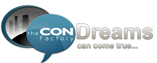 The Con Factory logo