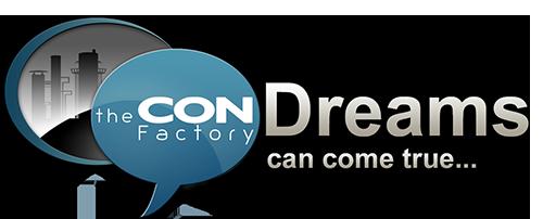 The Con Factory logo