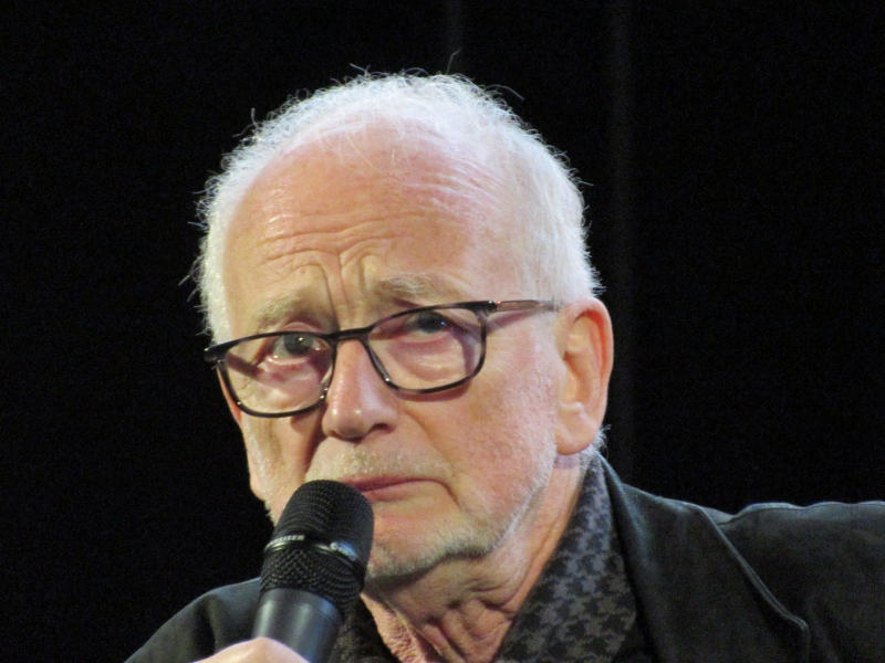 Ian Mcdiarmid at Comic Con Brussels