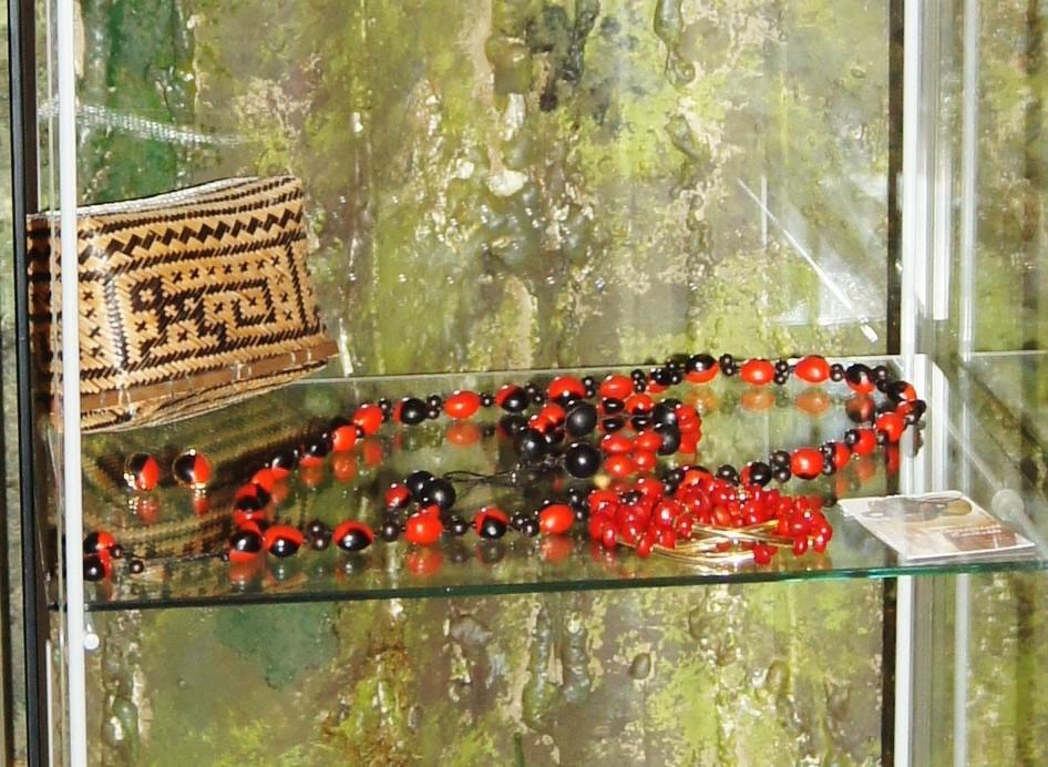Orinoquiart expositions. Ethnic Group Indigenous- Yekuana - Pemon - makuci