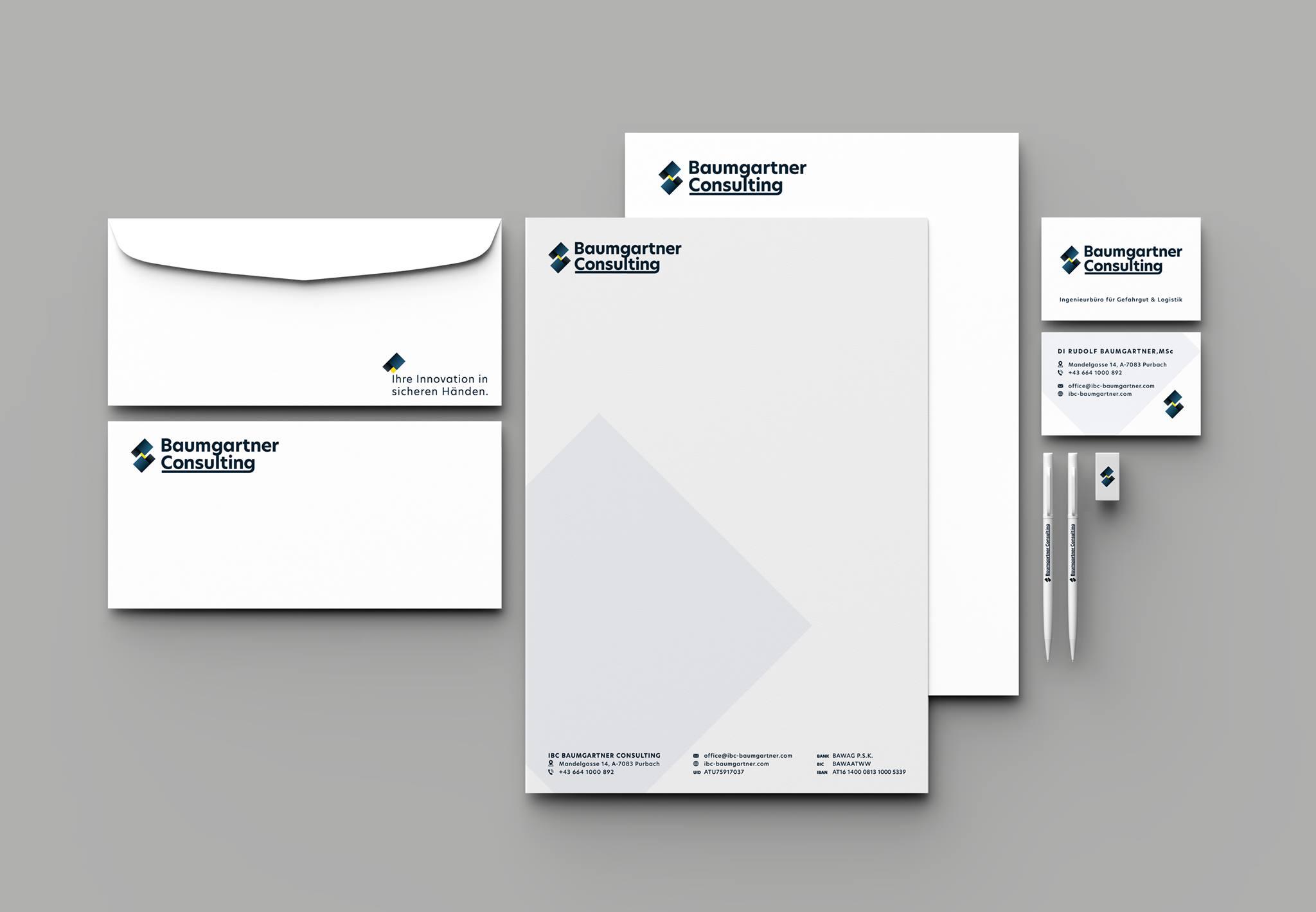Logo / Bürodrucksorten Paket
