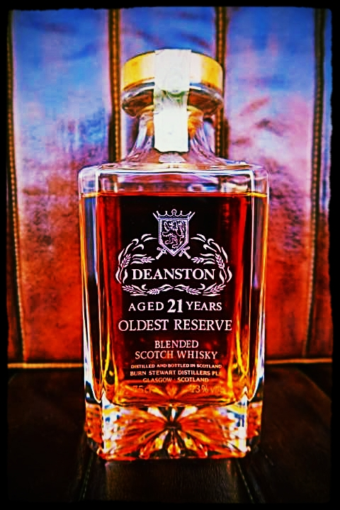 Deanston 21 Years Oldest Reserve