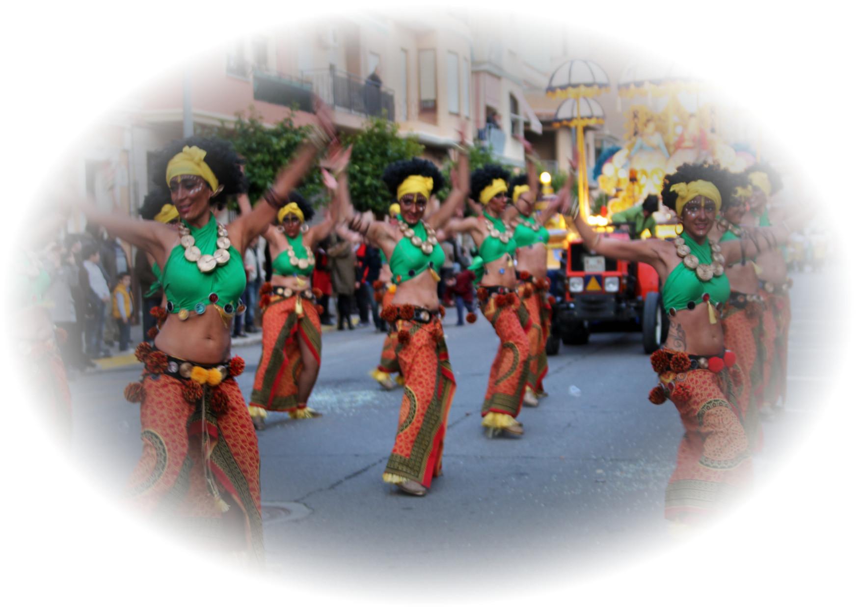 CAVALCADA NINOT CARCAIXENT 2015