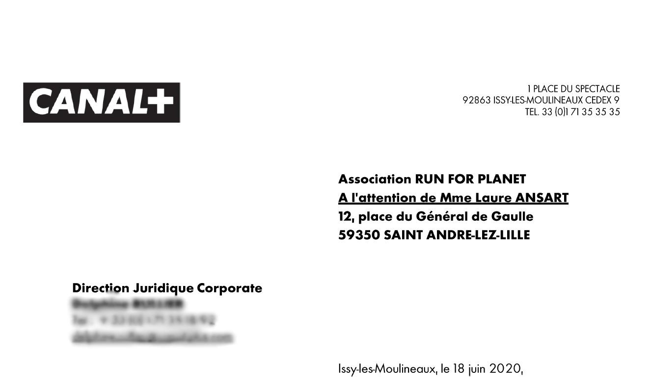 L'INPI siffle la fin de la demande de déchéance de marque de la société Groupe Canal+ !