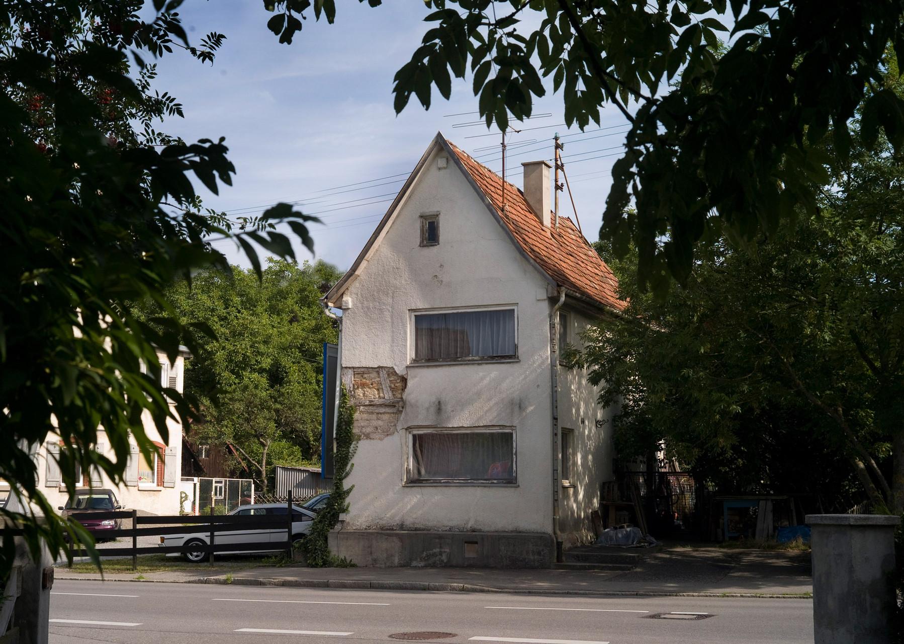 Mössingen, Lange Straße 64 (Bild: Dr. Klaus Franke)