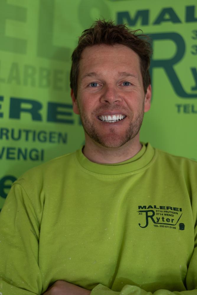 Roger Schmid, Maler EFZ