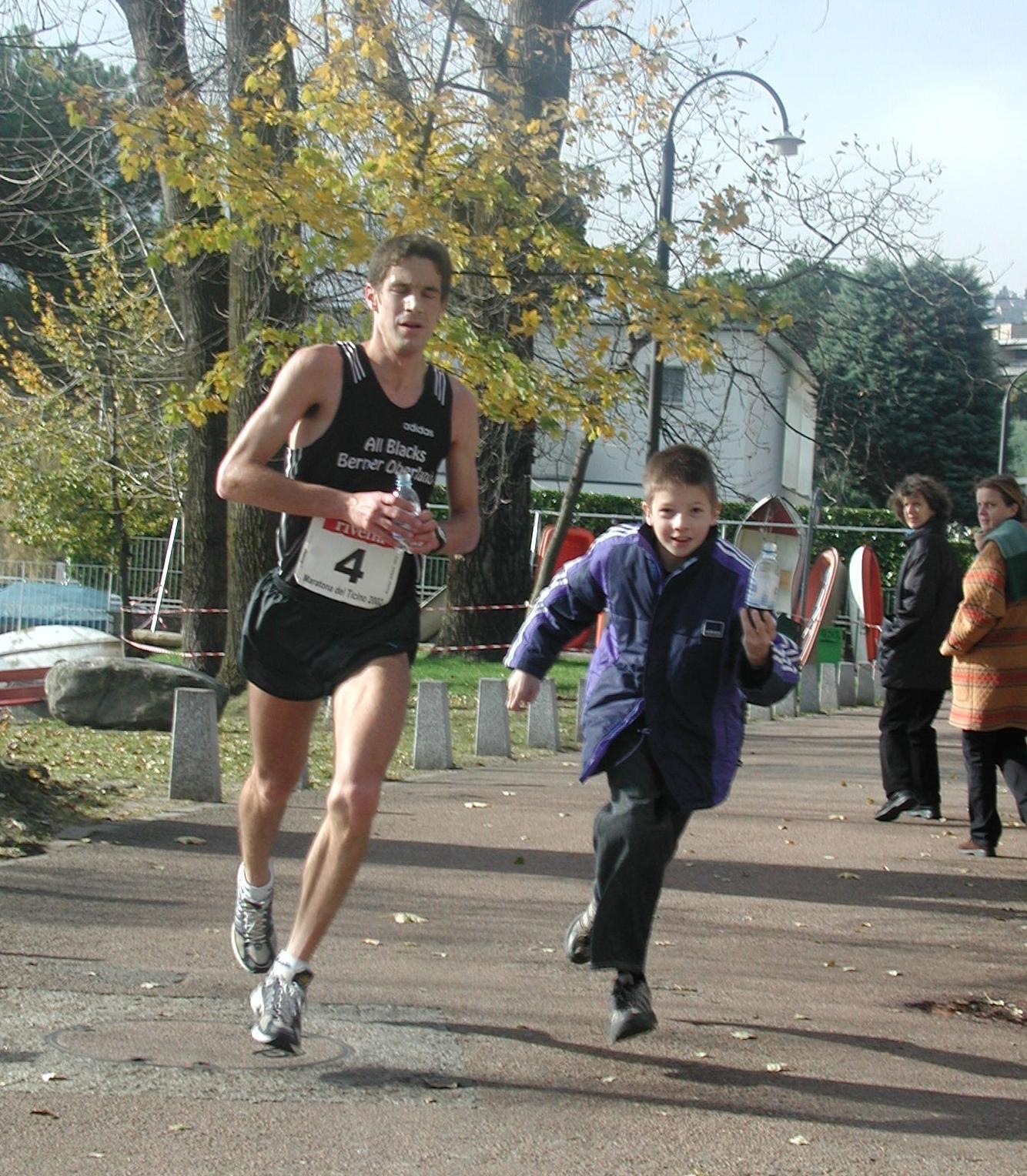 Gilbert Rouillier  Marathon