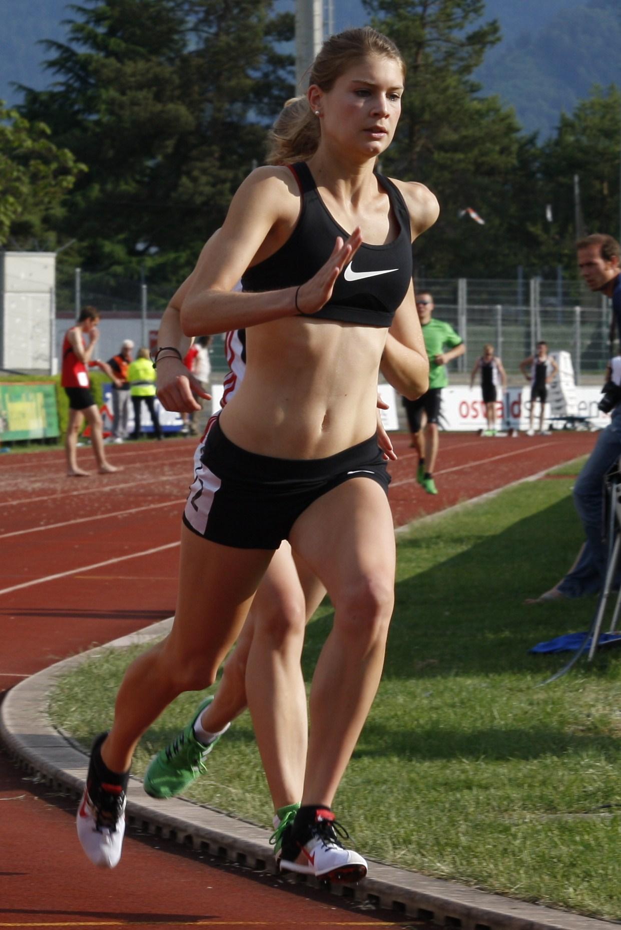 Irina Freiburghaus  5000m