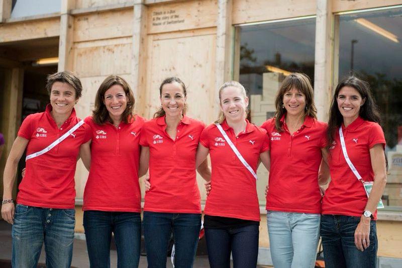Marathon-Team Frauen