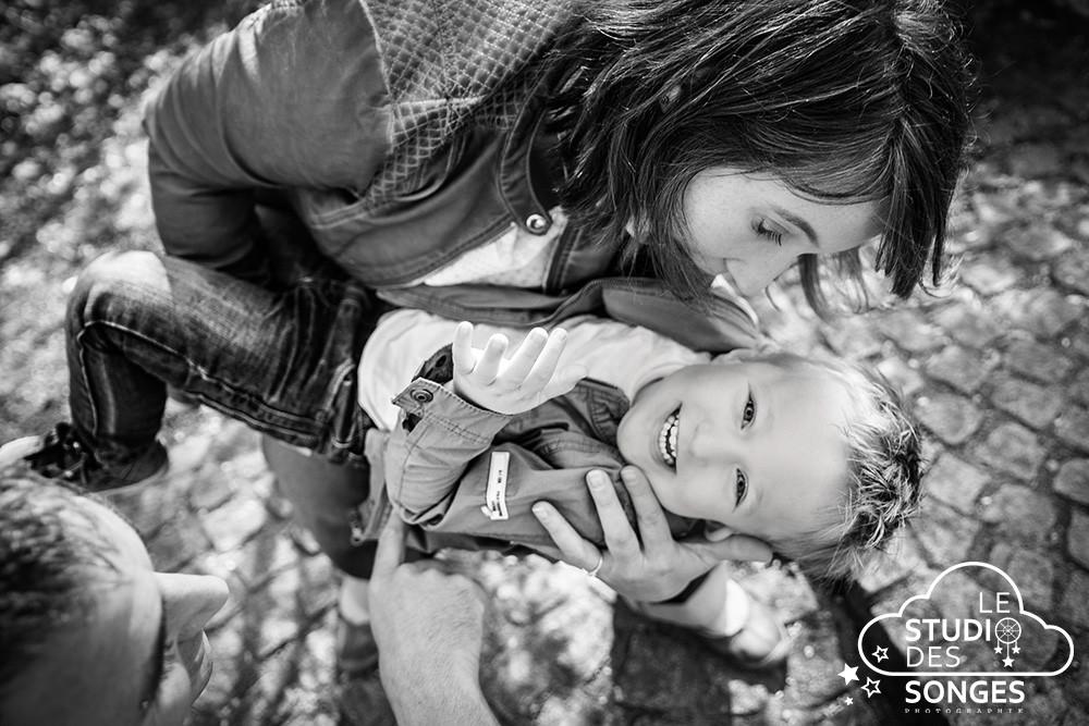 Le Studio des Songes - Anne-Sophie Cambeur - Séance photo famille - Photographe Dijon