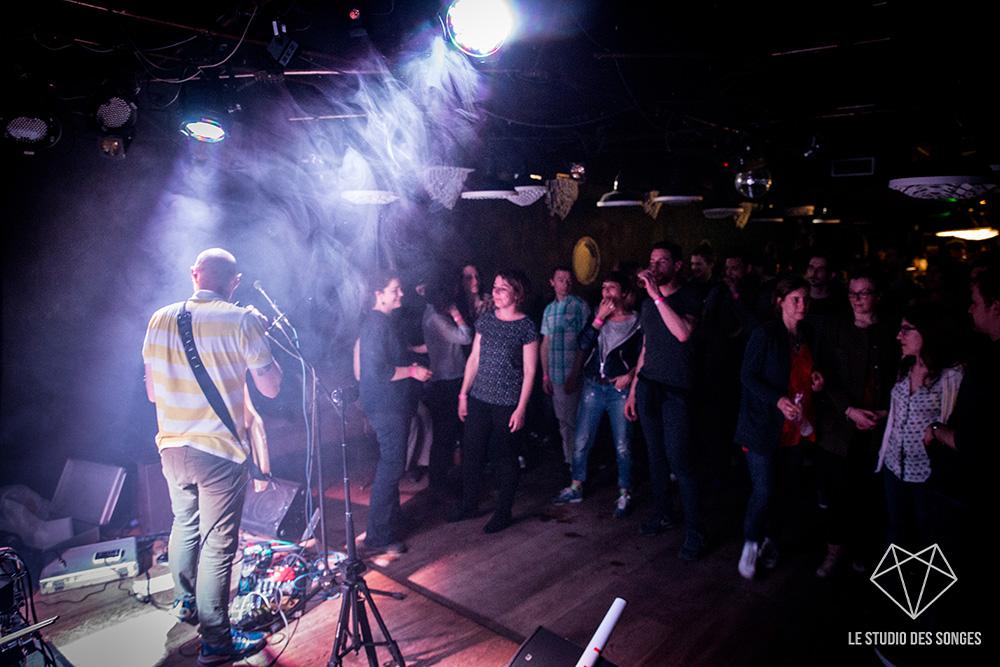Le Sirk - RISK Party - Bodybeat - Café Double - Duff - Le Studio des Songes - Anne-Sophie CAMBEUR