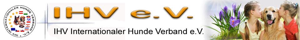 Unser Verein der IHV e.V.