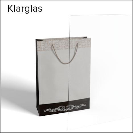 Floarglas, Klarglas