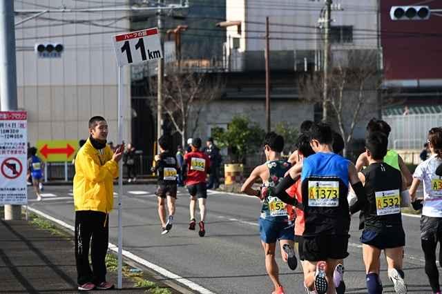 ハーフ マラソン 伊万里