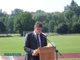 Schirmherr Bürgermeister  Ekkehard Hoyer