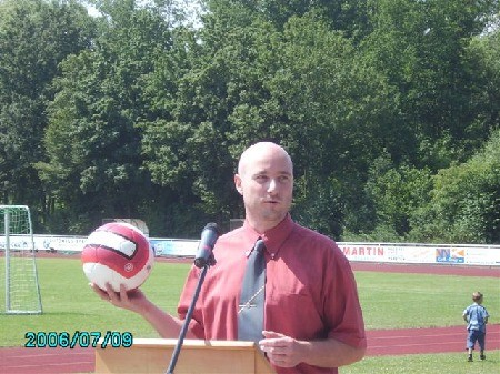 SPD Vors. u. Stadtrat Peter Großkopf