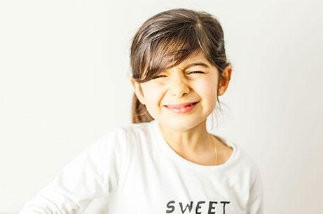 photo portrait studio enfant - photographe professionnelle Nantes Cholet La Roche sur Yon
