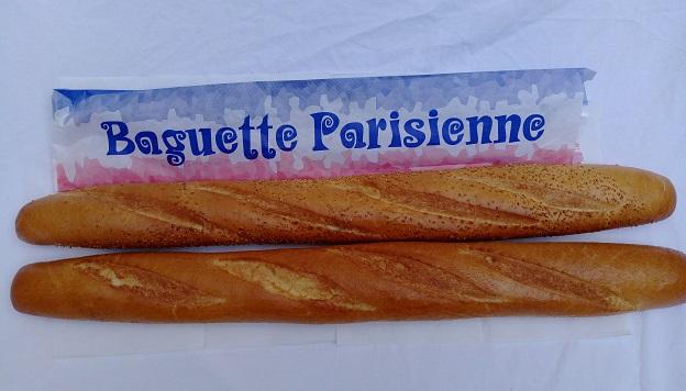 Baguette Parisienne Sesam & Normal