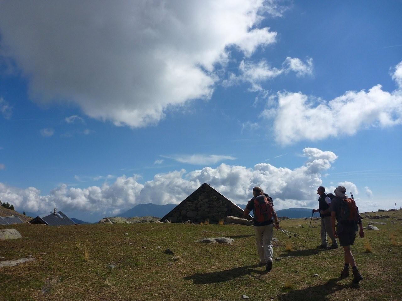 Vacherie de Rimplas (2081 m)
