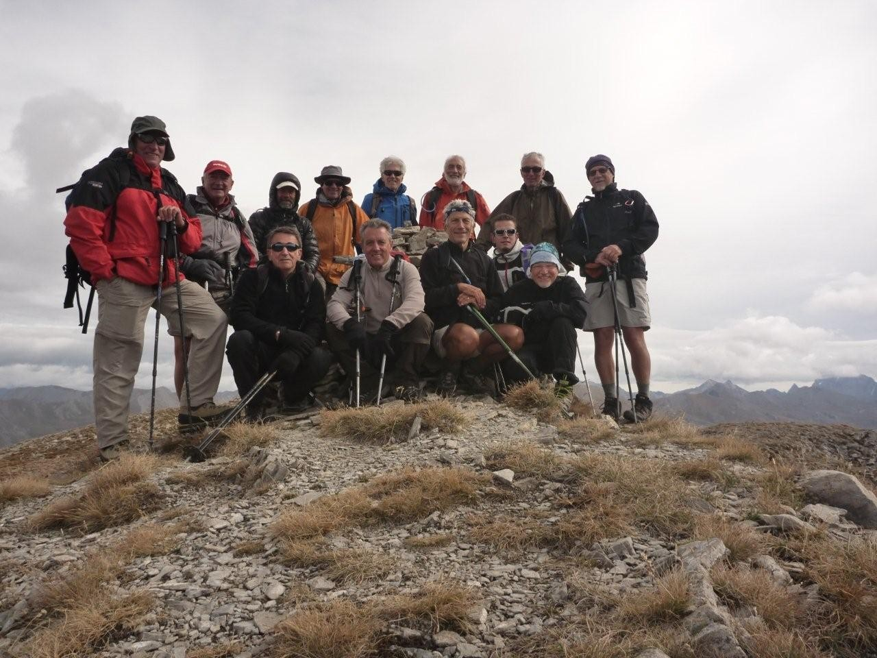 Tête de Jacquette (2757 m)