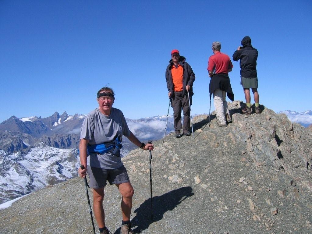 Mt Thabor (3178 m)