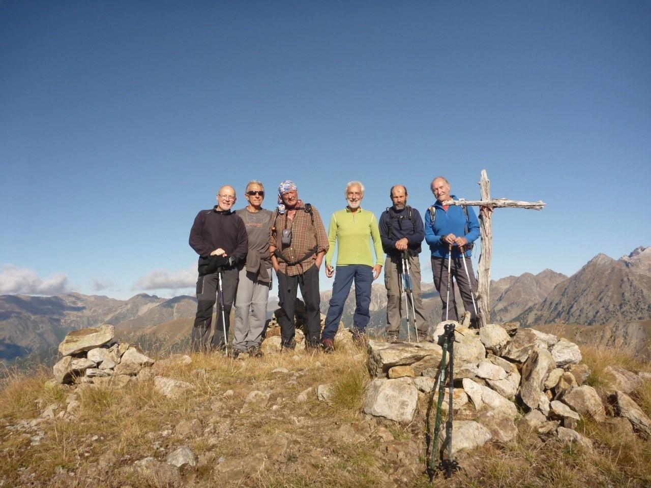 Mont Lapassé (2351 m)