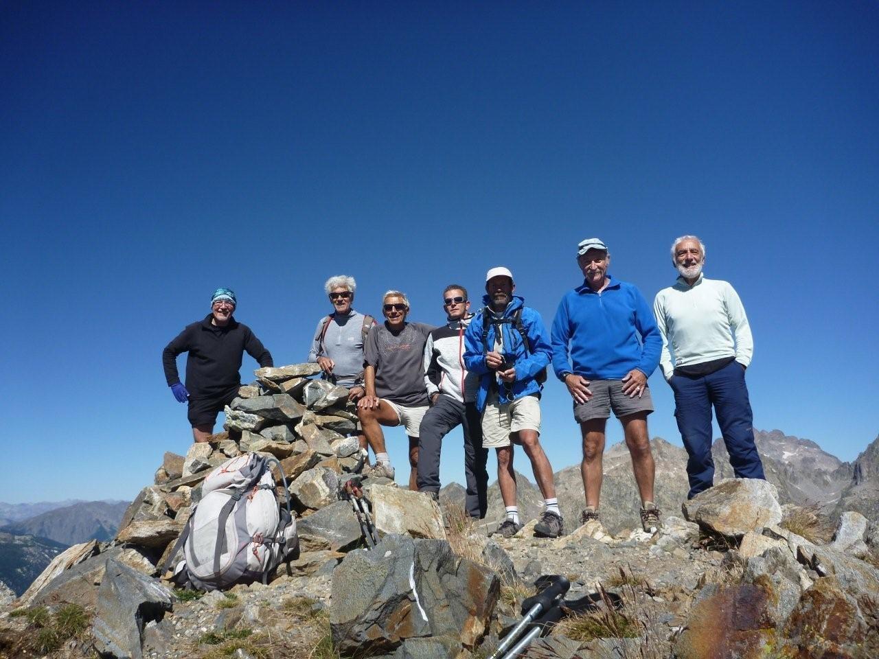Cime de l'Agnellière (2700 m)