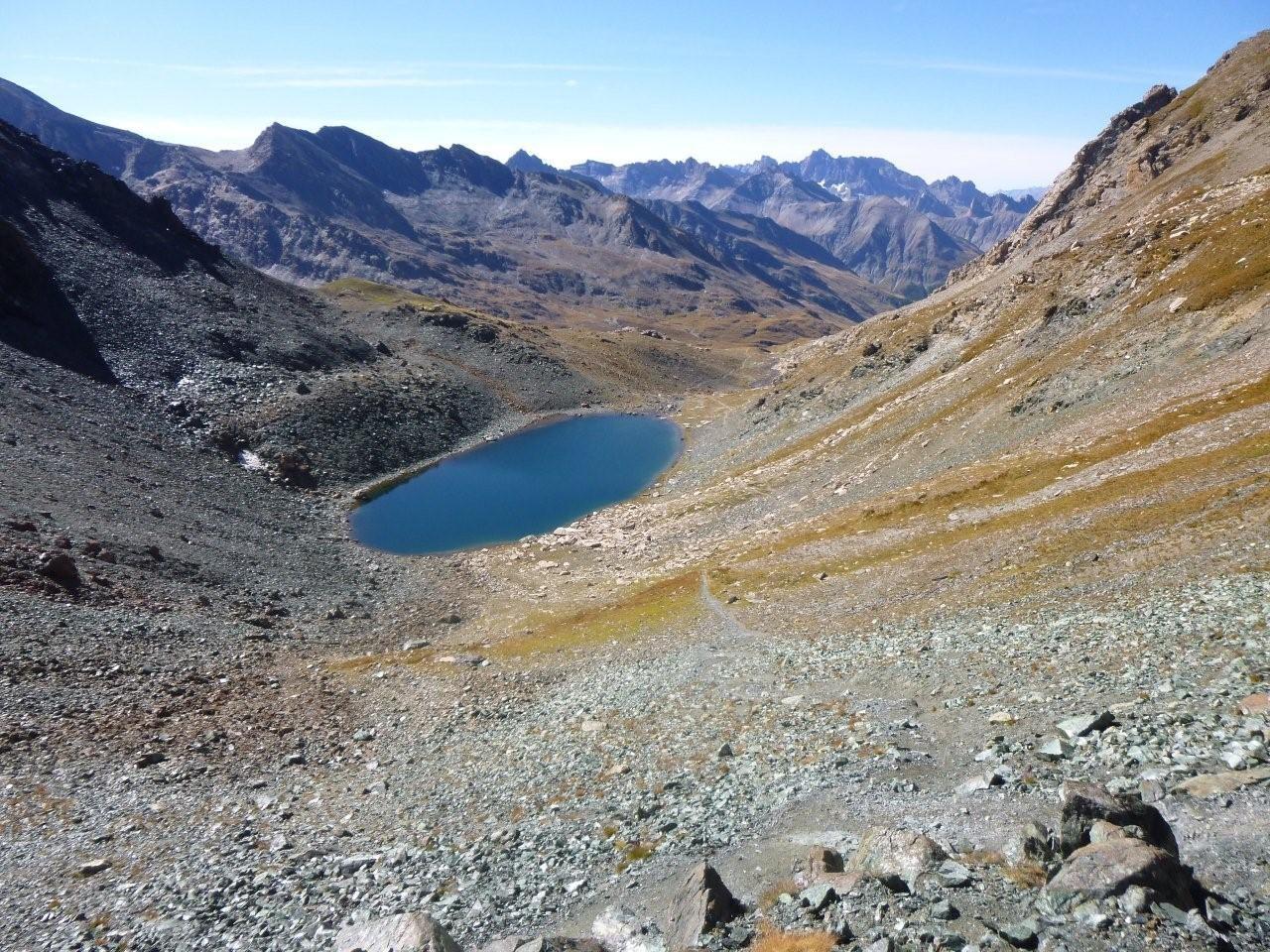 Lac de la Noire (2887 m)