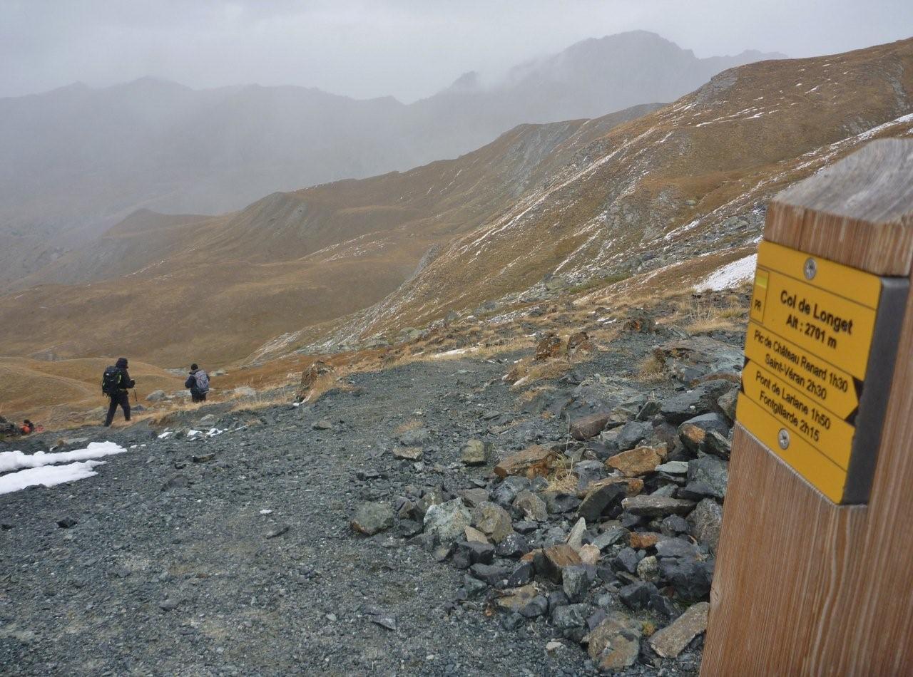 Col de Longet (2701 m)