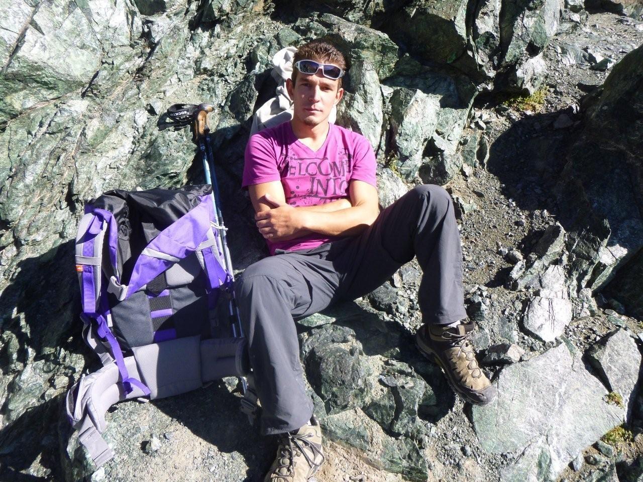 Col de la Noire (2955 m)