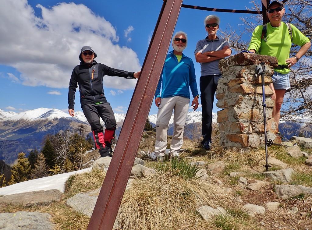 Mont Tournairet (2086 m)