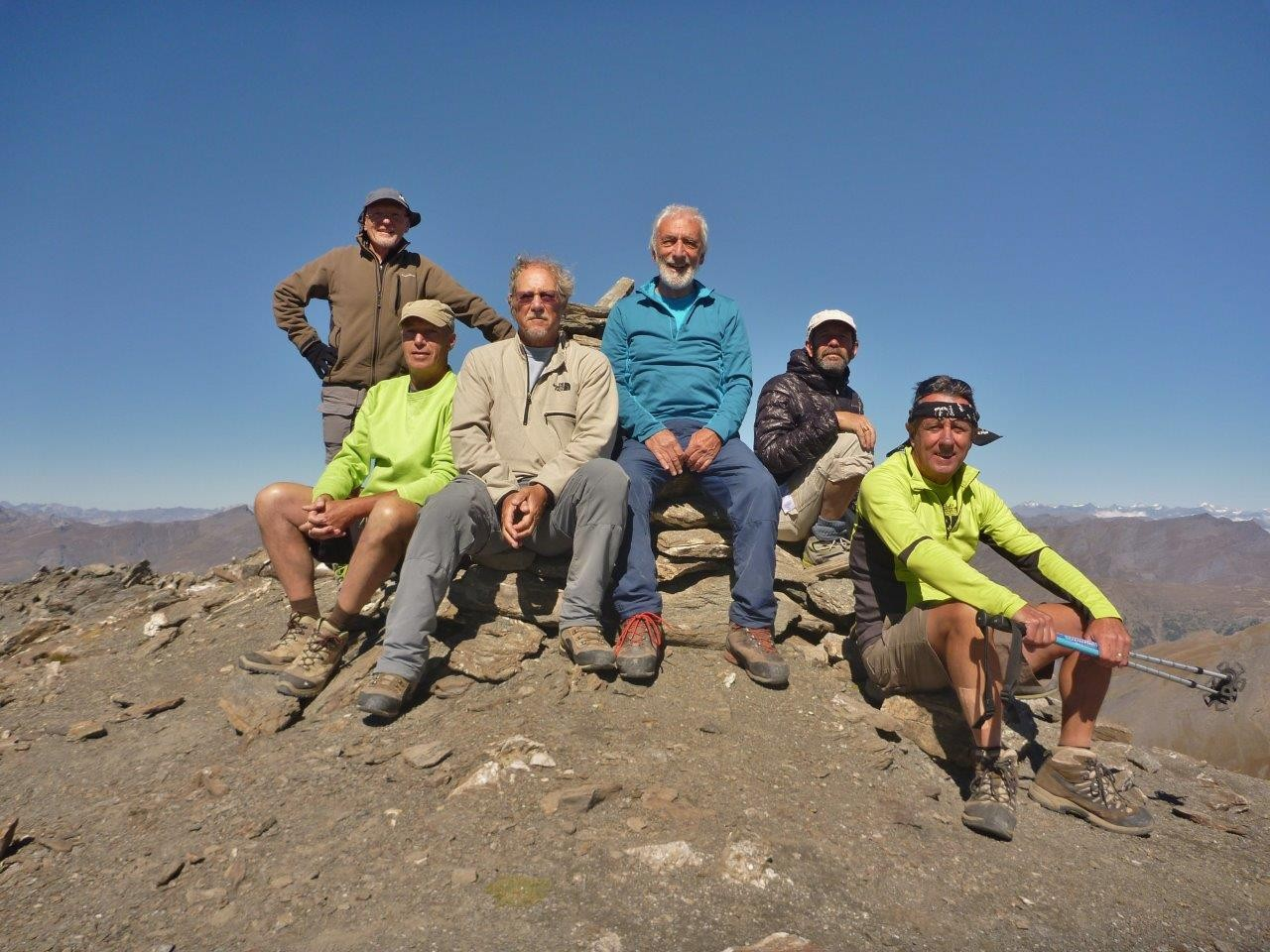 Grand Queyras (3114 m)