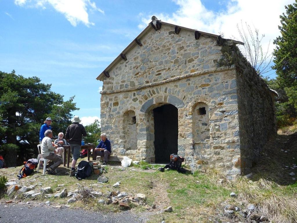 Chapelle St Pons
