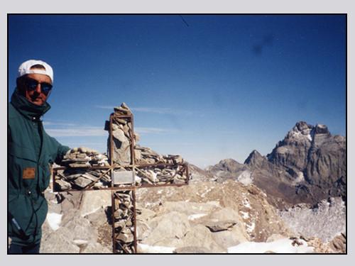 Sommet du Pain de Sucre (3208 m)