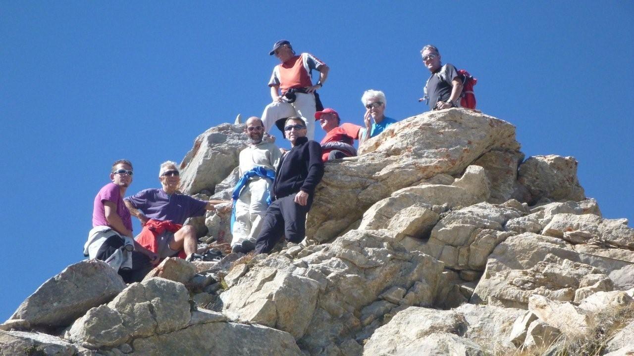 Pic de la Farneireta (3134 m)