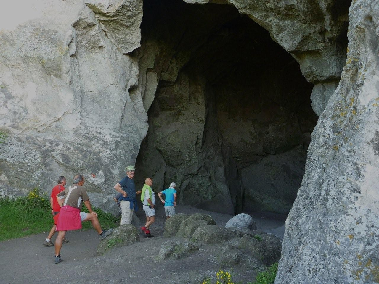 la Grotte de Sarcoui