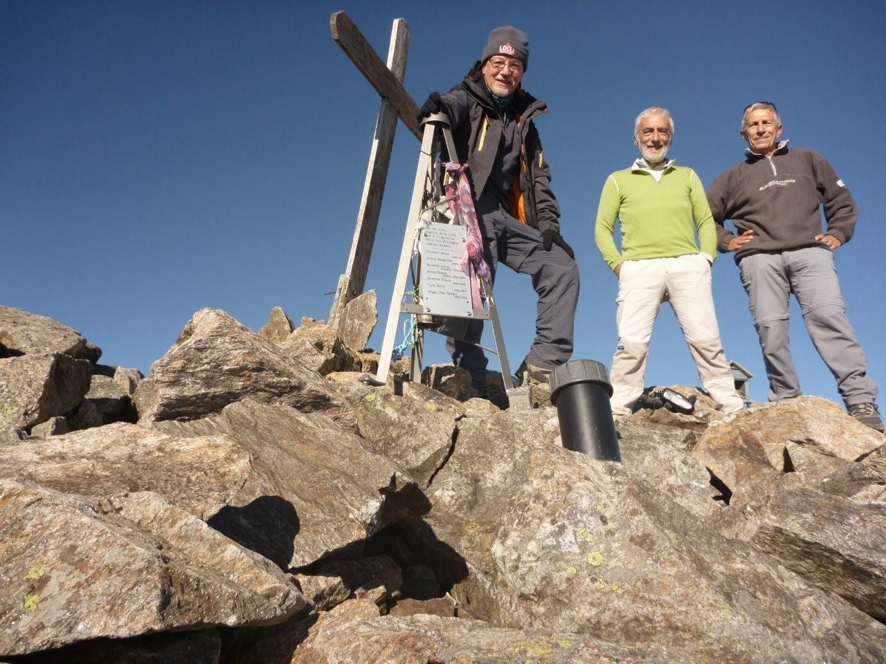 Corborant (3007 m)