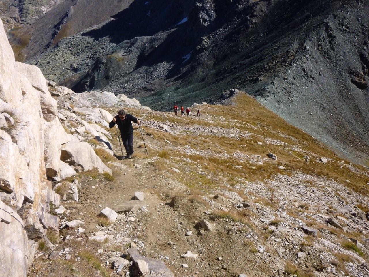 Vers le Pic de Farneireta