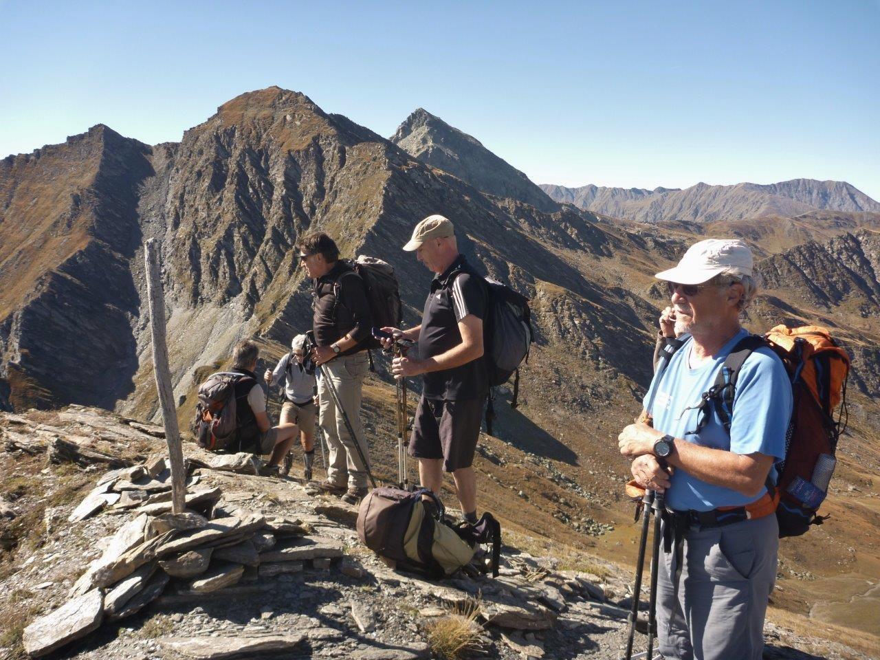 Le Col de Malaure (2436 m)